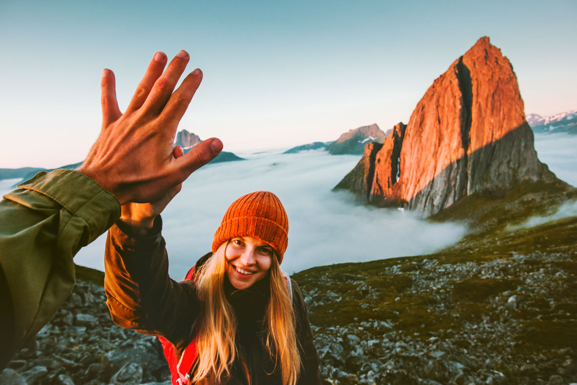 Den norske fjellheimen